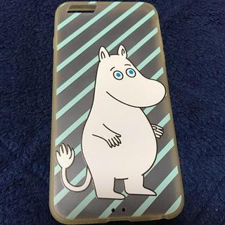 マリメッコ(marimekko)のiPhone6plus アイフォン6プラス スマホケース 北欧 ムーミン(iPhoneケース)