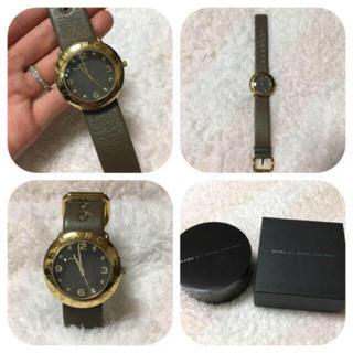 マークバイマークジェイコブス(MARC BY MARC JACOBS)のマークバイマークジェイコブス☆腕時計(腕時計)