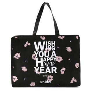 スナイデル(snidel)の【新品】snidel 2018年福袋 引き抜きなし ♥︎(その他)