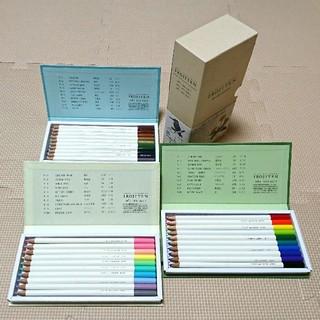 トンボエンピツ(トンボ鉛筆)のトンボ 色鉛筆 IROJITEN 色辞典 第1集(色鉛筆)