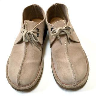 クラークス(Clarks)のClarks デザートトレック US7(ローファー/革靴)