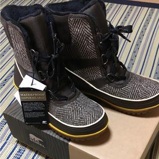 ソレル(SOREL)のあやさま専用sorel 防寒靴 25cm (ブーツ)
