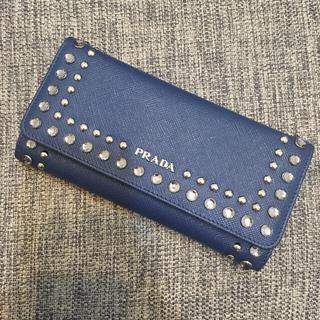 プラダ(PRADA)の正規品 PRADA長財布(財布)