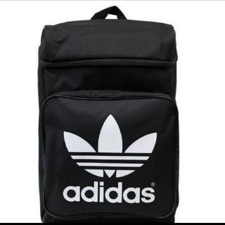 アディダス(adidas)のadidas originals リュック バックパック 黒(リュック/バックパック)