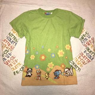 エコレッテ(E-COLETTE)のE-COLETTE 長袖 Tシャツ(Tシャツ/カットソー)