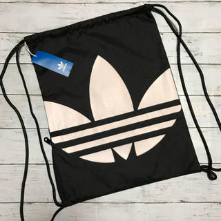 アディダス(adidas)のNEW❣️アディダス  オリジナルス Bag ジムサック ナップサック(バッグパック/リュック)