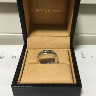 ブルガリ(BVLGARI)のBVLGARI B-zero1 リング 48 7〜8号 ビーゼロ(リング(指輪))