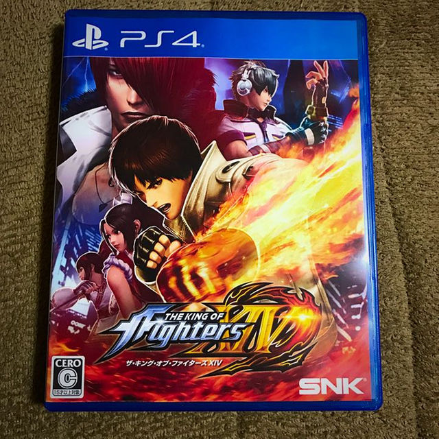 kof14 the king of fighters xivの通販 by まゆまろ s shop ラクマ