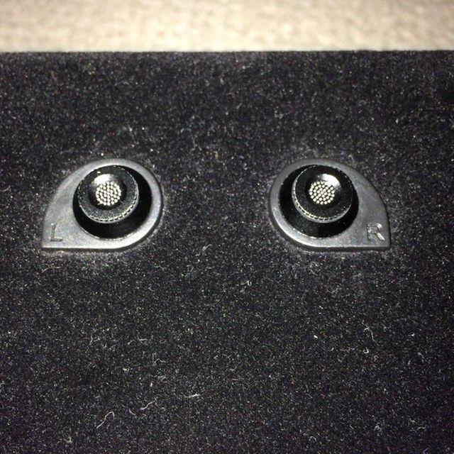 iriver(アイリバー)の専用 スマホ/家電/カメラのオーディオ機器(ヘッドフォン/イヤフォン)の商品写真