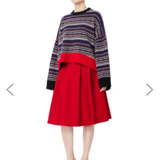 ルシェルブルー(LE CIEL BLEU)のルシェルブルー  スカート(ひざ丈スカート)