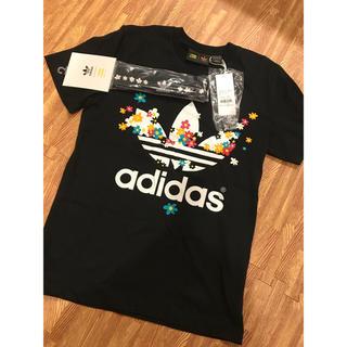 アディダス(adidas)の【限定】adidas Originals Tシャツ&ヘッドバンドセット(Tシャツ/カットソー(半袖/袖なし))