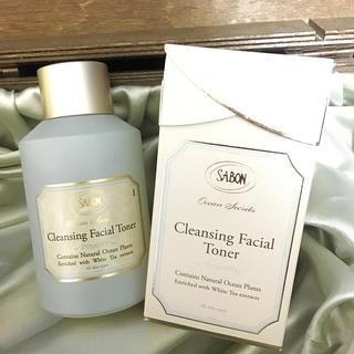 サボン(SABON)の【新品】オーシャンシークレット フェイシャルトナー(化粧水/ローション)