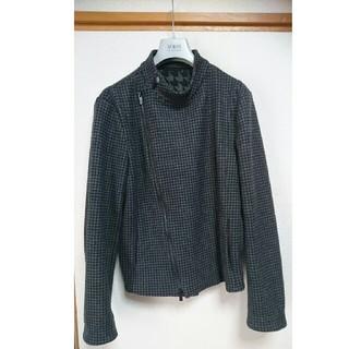 アルマーニ コレツィオーニ(ARMANI COLLEZIONI)のアルマーニ ジャケット(ノーカラージャケット)