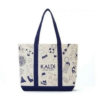 カルディ(KALDI)のカルディ【福袋】トートバッグ(トートバッグ)