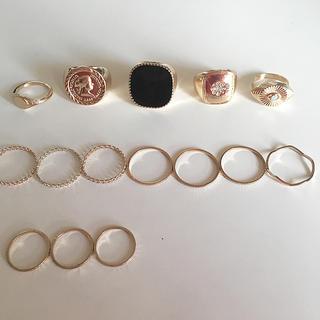 ベルシュカ(Bershka)のリング・指輪・ベルシュカ・H&M(リング(指輪))