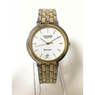 テクノス(TECHNOS)の【テクノス】1093 レディース クォーツ(腕時計)