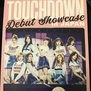 ウェストトゥワイス(Waste(twice))のTWICE Touch down DVD(ミュージック)