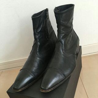 テットオム(TETE HOMME)のtetehomme テットオム ブーツ サイズL(ブーツ)