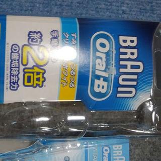 ブラウン電動歯ブラシ(その他)
