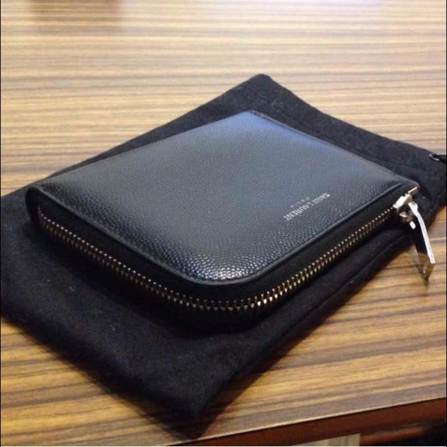 9166d044281f Saint Laurent(サンローラン)のサンローランコンパクト財布 メンズのファッション小物(