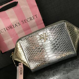 ヴィクトリアズシークレット(Victoria's Secret)の【新品】ヴィクトリアシークレット ポーチ(ポーチ)