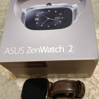 エイスース(ASUS)のASUS ZenWatch 2(スマートフォン本体)