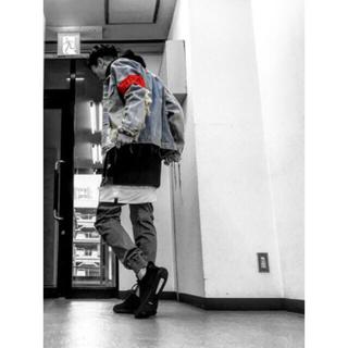 シュプリーム(Supreme)の【ユニセックス】424 デニムジャケット オーバーサイズ(Gジャン/デニムジャケット)