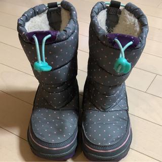ヴァンズ(VANS)のVANSキッズスノーブーツ(長靴/レインシューズ)