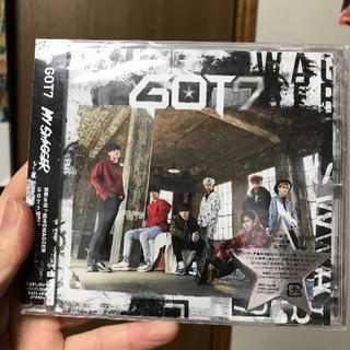 【初回仕様限定盤・ソロ写真選べます】GOT7 MY SEAGGER CD(K-POP/アジア)