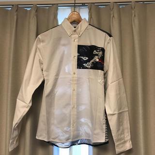 ナインルーラーズ(NINE RULAZ)のninerulezナインルーラーズ シャツ 新品未使用タグ付定価15800円(シャツ)