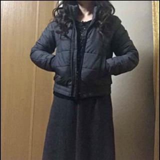 アディダス(adidas)の新品!アディダス☆adidas☆グレー 中綿ジャケット/プーマ、ナイキ(ダウンジャケット)
