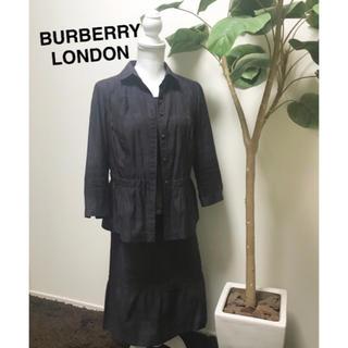 バーバリー(BURBERRY)のバーバリーブラウス&スカート&Tシャツ(ひざ丈スカート)
