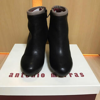 アントニオマラス(ANTONIO MARRAS)の《美品》ショートブーツ、お買得です!(ブーティ)