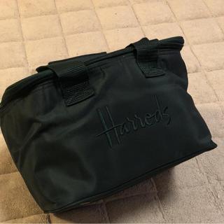 ハロッズ(Harrods)の【新品未使用】Harrods ハロッズ クーラーバッグ(弁当用品)