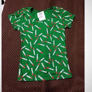 アナップ(ANAP)の新品/口紅TOP(Tシャツ(半袖/袖なし))