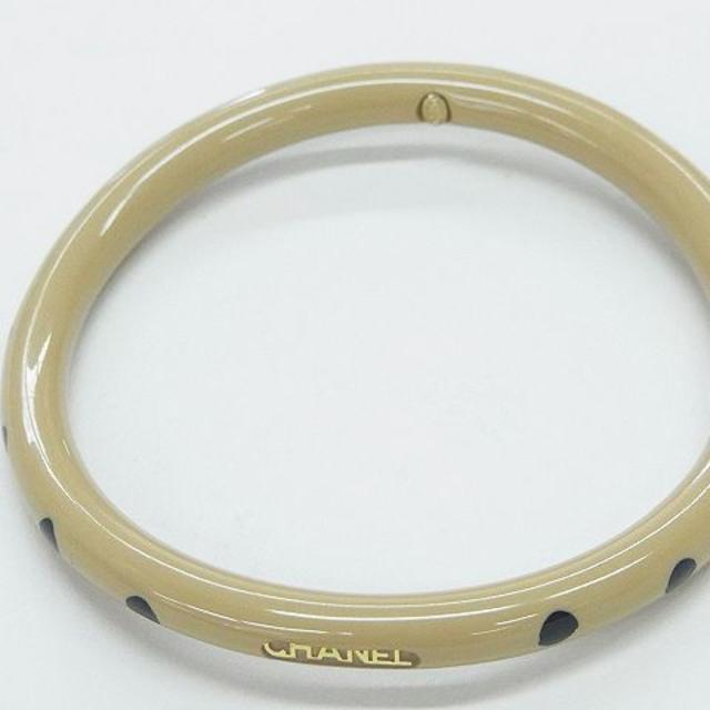 e39e50f5ed9b CHANEL(シャネル)のPOINT様専用 シャネル CHANEL バングル 00A 箱あり S22296 レディース