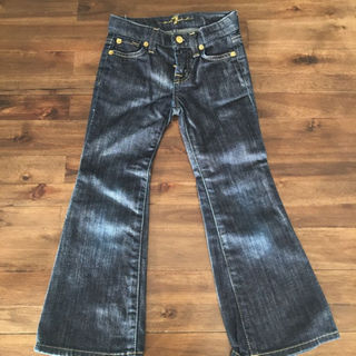 7 for all mankind kids ジーンズ