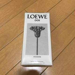 ロエベ(LOEWE)のloewe 001 woman 100ml(香水(女性用))