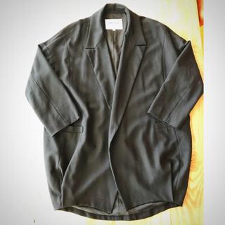 エンフォルド(ENFOLD)の美品 ENFORD オーバーサイズ ジャケット(テーラードジャケット)