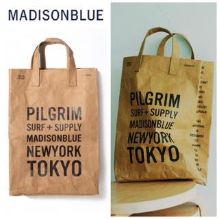 マディソンブルー(MADISONBLUE)のマディソンブルー 限定バッグ(トートバッグ)