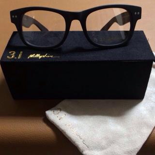スリーワンフィリップリム(3.1 Phillip Lim)の3.1フィリップ リム ウェリントン眼鏡(サングラス/メガネ)