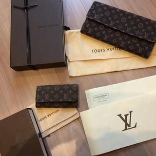 ルイヴィトン(LOUIS VUITTON)のパンダ様専用  ルイヴィトン    財布  キーケースセット(財布)