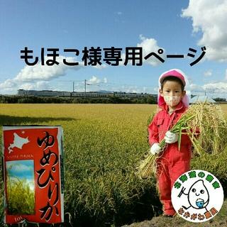 もほこ様専用⭐ 北海道米ゆめぴりか(米/穀物)