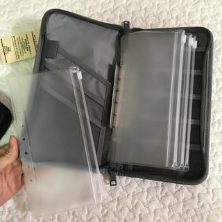 ムジルシリョウヒン(MUJI (無印良品))のパスポートケース♡リフィル追加1枚(その他)