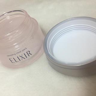 エリクシール(ELIXIR)のエリクシール スリーピングマスク(パック/フェイスマスク)