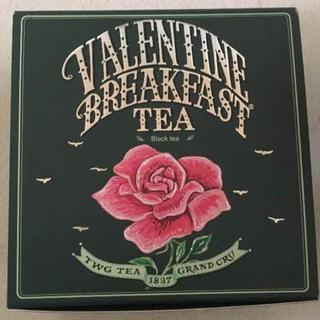 TWG バレンタイン ブラックティー 紅茶(茶)