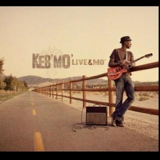 KEB'MO' / Live & MO'(ブルース)