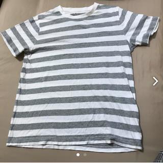 ムジルシリョウヒン(MUJI (無印良品))の無印良品 ボーダーTシャツ(Tシャツ/カットソー(半袖/袖なし))