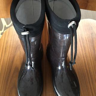 サルヴァトーレフェラガモ(Salvatore Ferragamo)のフェラガモ レインブーツ 長靴 美品(レインブーツ/長靴)