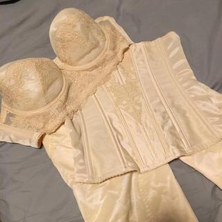 【定価4万円】ブライダルインナー フォーシスアンドカンパニー ウェディングドレス(ブライダルインナー)